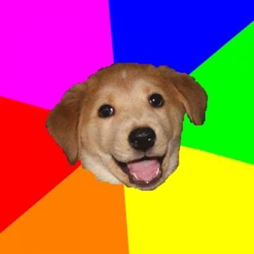 <h2>Advice Dog</h2>