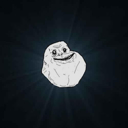 <h2>Forever Alone</h2>